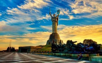 Небо Києва і війна