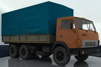 Первый автомобиль КАМАЗ