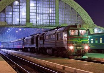 Потяг на Львів