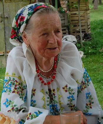 Бабця Галя