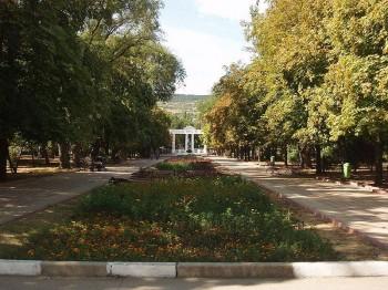 История города Феодосия.