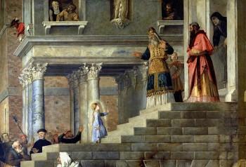 Введення в Храм Пресвятої Діви Марії