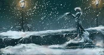 Розлінилася зима