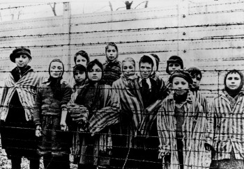 Дядько Стьопа в Освенцімі
