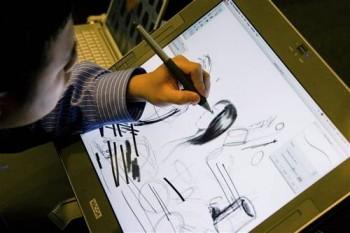 Графические планшеты и их история возникновения.