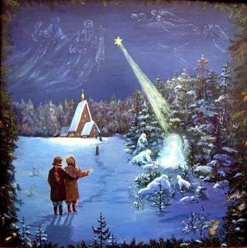 Різдвяна зірочка