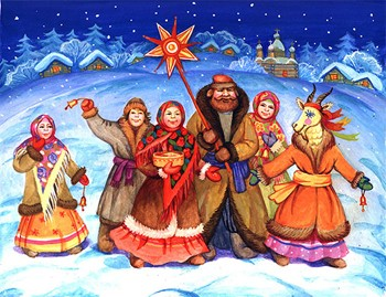 Різдвяна коляда