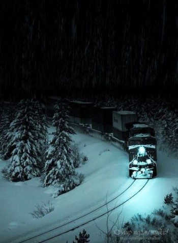 Мовчання у потязі