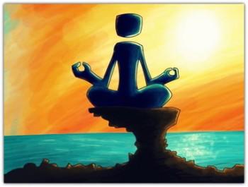 Медитативний міксер думок