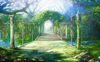 Дивна тиша в лісі
