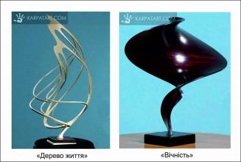 Коани пластичного скульптора Василя Сочки, або фрактальна геометрія як мозаїчна композиція