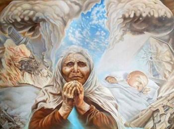 Земля України, як мати…