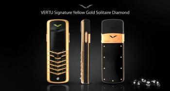 Что это за такой телефон Vertu?