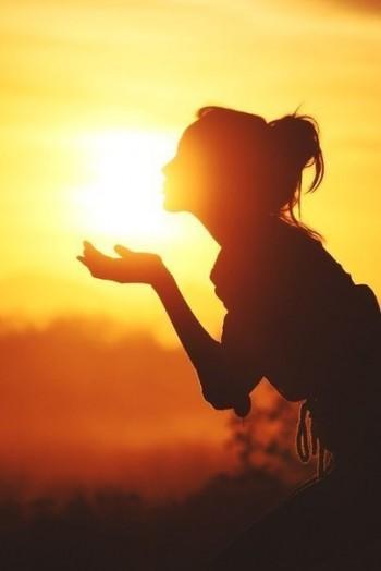 Зійди в мені, Сонце!