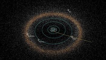 Полет к Плутону