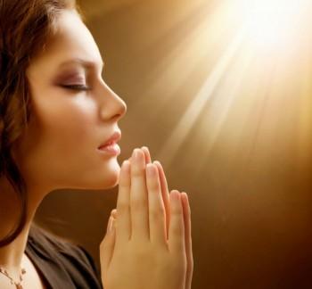 Незвичайна молитва
