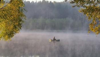 Осіння рибалка