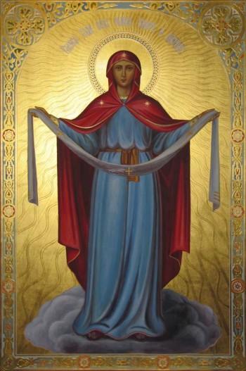 Молю Тебе,  Свята Покрово