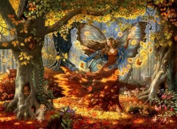 Подих осені