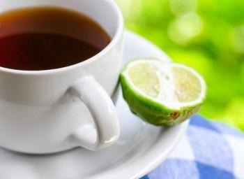 Чай з бергамотом...