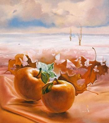 Зимові яблука