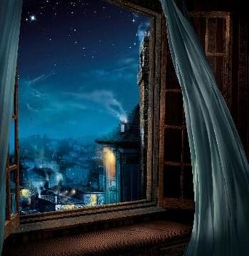 На ночі крилах