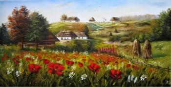 Люблю село
