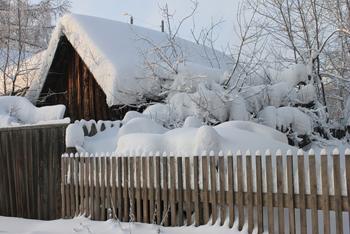 Колишня зима