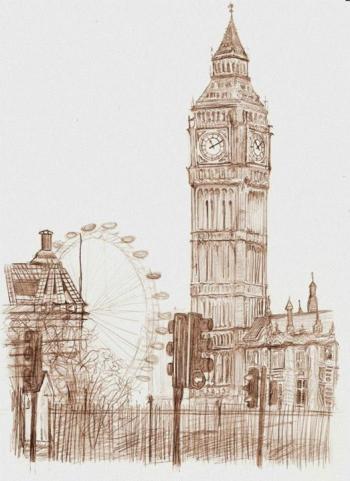 Самотність всуміш з лондонськими спогадами
