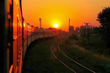 Рвуться потяги