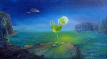 Смак лимонадного місяця