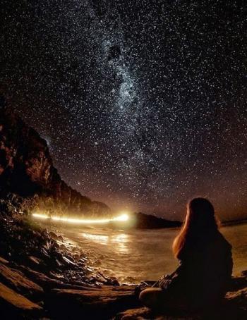 Танка зоряних снів