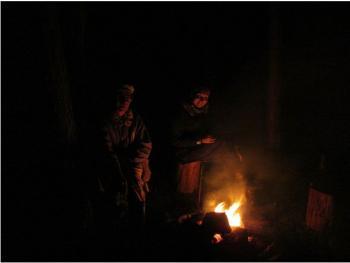 Огнем у молитви узвишші...