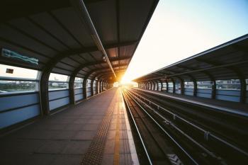 Взгляд последних поездов
