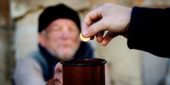 Кинь монету – Врятуй душу