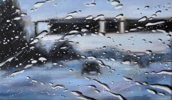 Затриманий дощ