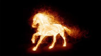 Вогняний кінь