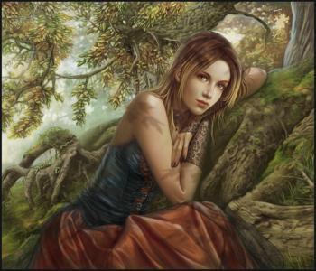 Лісова княгиня