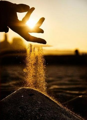Сонце,  зараз фієста...