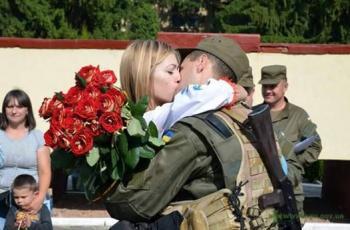 Кохання розділене війною