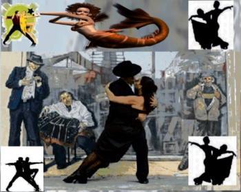 Русалчине Танго