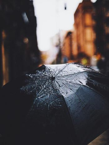 Вийшов дощ на проспект