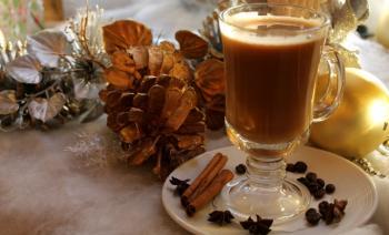 Осінній кавовий грог