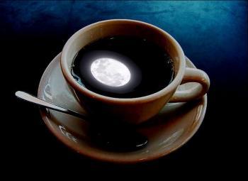 Вечір... Кава...