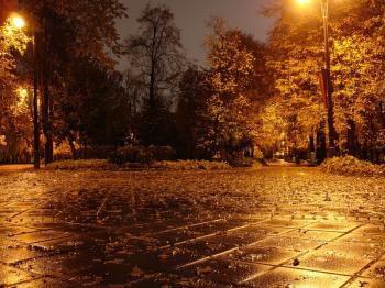 Осіння ніч