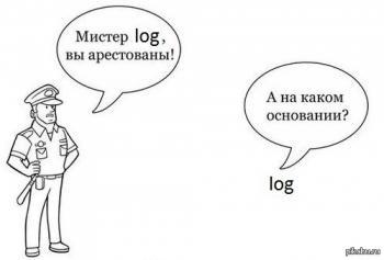 Логарифмування