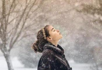 Сніг,  сніг,  сніг...