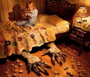 Хто під ліжком