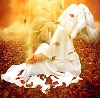 Душа,  мов білий голуб...
