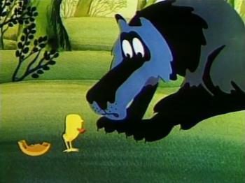 Вовк і Курча